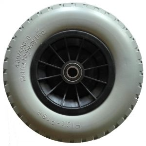 Wheelbarrow Wheel 400mm 4.80/4.00-8 Puncture Proof