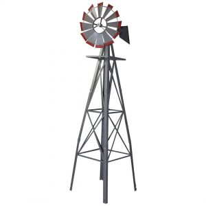Garden Ornamental Windmill 1420mm 4ft
