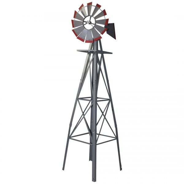 Garden Ornamental Windmill 1420mm 4ft