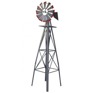 Garden Ornamental Windmill 1800mm 6ft