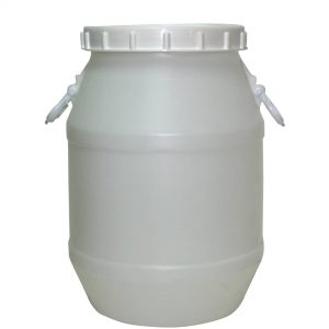 30 Litre Feed Drum with Screw Lid and Seal