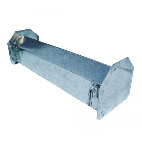 450mm Rectangle Trough Feeder
