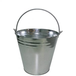 10 Litre Galvanised Bucket Pack (10 Pack)