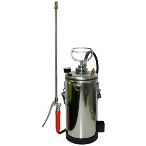 5 Litre Stainless Steel Pressure Sprayer
