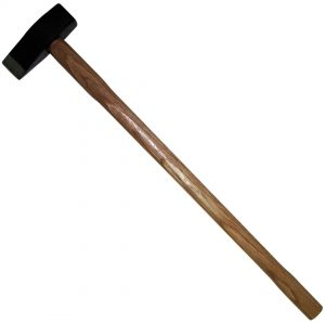 Block Splitter Axe 6lb with 900mm Beech Wood Handle